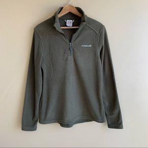 Avalanche Fairmont Fleece Jacket Pullover 1/4 Zip